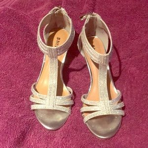 Bamboo Sandals-Size 5 1/2